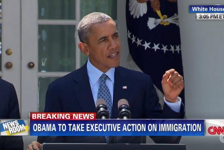 Obama executive action on Immigration Law